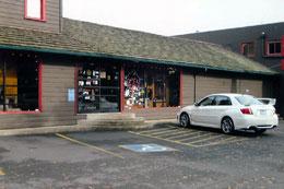 Berg's Ski Shop